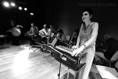 Troubadours art ensemble@Troubadours art ensemble