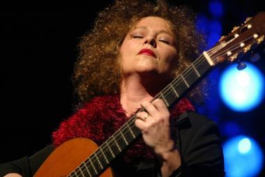 VALERIE DUCHATEAU Chante Barbara@Le Temps des Guitares
