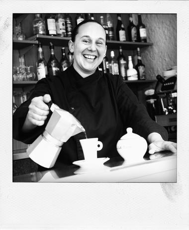 Valérie Manignal - chef du restaurant La Vieille Auberge_02 © D. Nakache