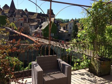 La Terrasse-Carennac-vue-sur-le-village
