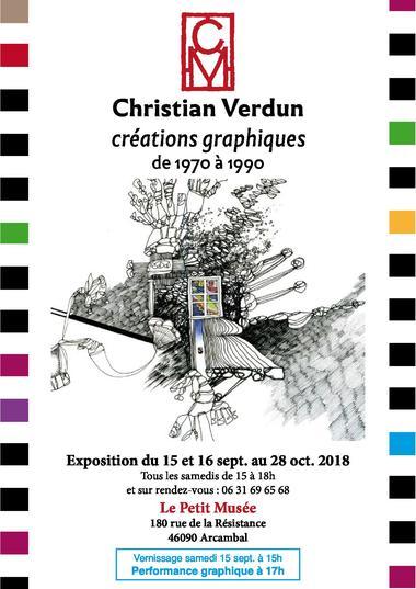 affiche A5_christian verdun