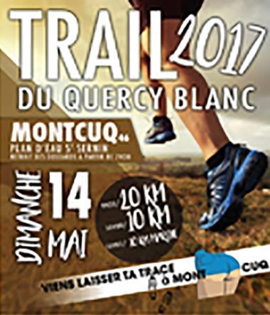 Montcuq Sport Passion - Trail du Quercy Blanc 2017