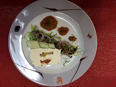 © restaurant Auberge de la fontaine