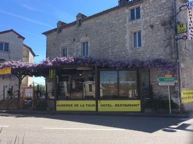 Auberge de la Tour Sauzet