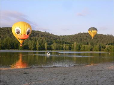 Camping du Lac de Grolejac