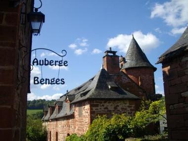Restaurant Auberge de Benges