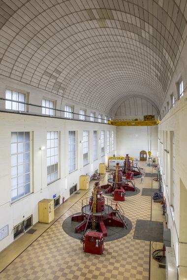 centrale hydroelectique cajarc 4