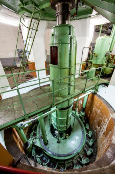 centrale hyrdoélectique cajarc 2