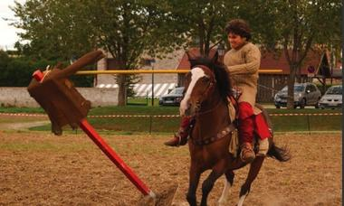 chevalier Graines de moutards 2018