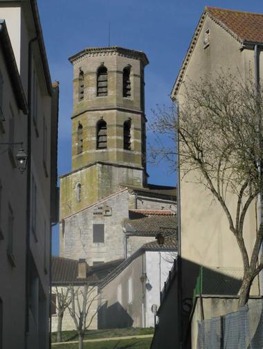 clocher eglise Saint-Hilaire