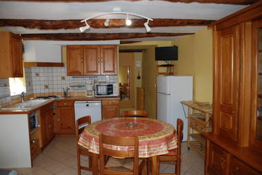 cuisine- salle à manger