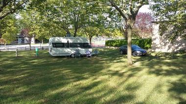 emplacement caravane camping CM
