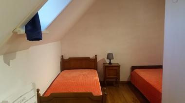 gîte slaapkamer 3