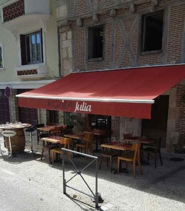 Restaurant Grill de Julia à Cahors