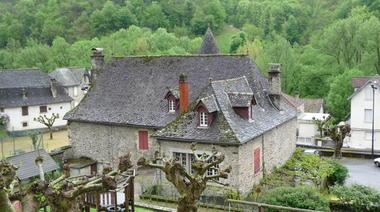 Maison à Laval-de-Cère
