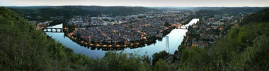 jerome_morel_Pano CAHORS nuit
