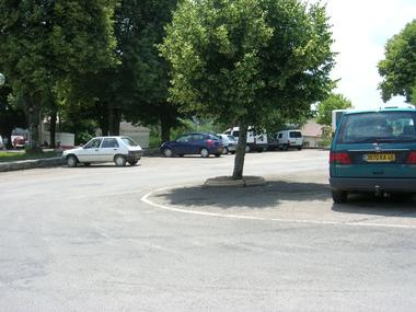 parking stationnement