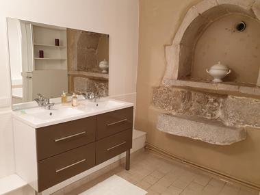 le chant des ifs-bio-salle de bains
