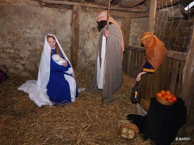 MArché de Noël Auriac