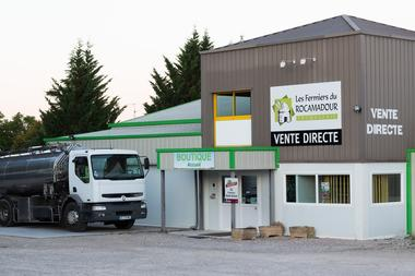 n°3 Fromagerie  Alvignac