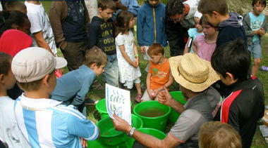 Atelier Pêche Nature au Camping de la Plage