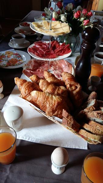 petit-dejeuner roc de latge