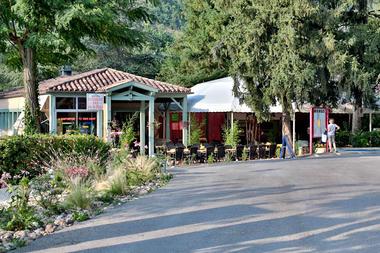 Restaurant du Camping de La Plage