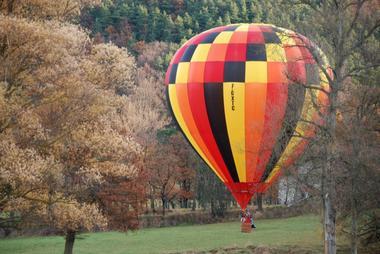 Voyages en ballon - Vers