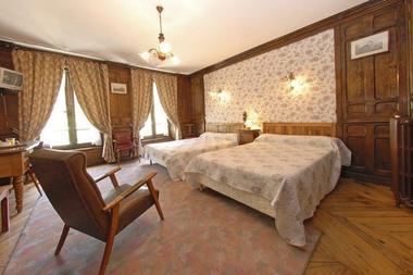 Le Portalou Chambre
