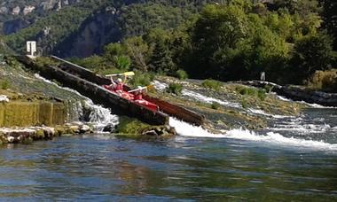 canoe en lozere - les Vignes