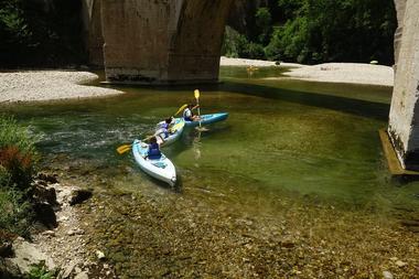 canoe gorges tarn