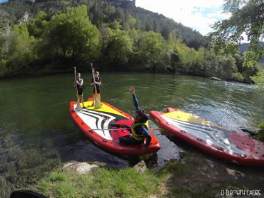 paddle gorges du Tarn