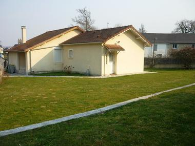 Maison Désiré - Jardin (Désiré Andrée)