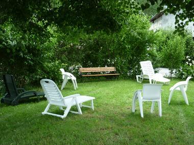Maison Soulé - Jardin (Suzanne Loubet)