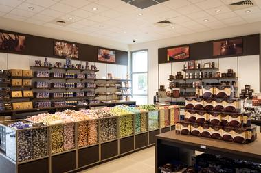 Maison des maîtres chocolatiers LINDT V (Clément Herbaux)