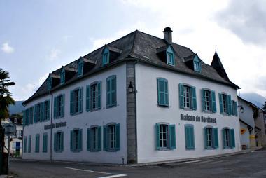 Maison du Barétous - Façade