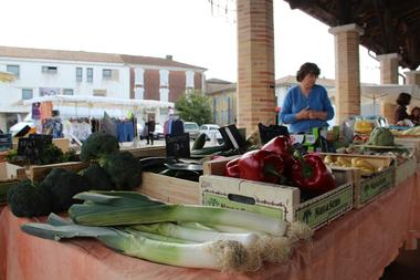 Marché Montfort - légumes1