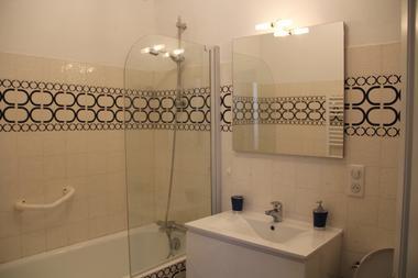 Odé - salle de bain suite familiale