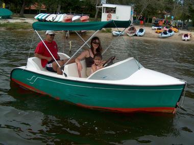 Au fil de l'eau - bateau
