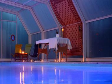 Auberge de la Vallée d'Ossau massage