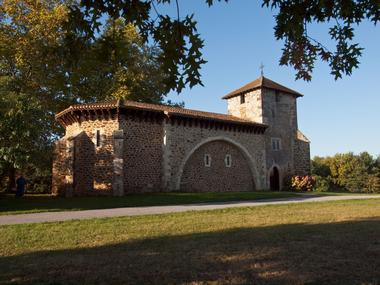 Abbaye de Maylis - Chapelle