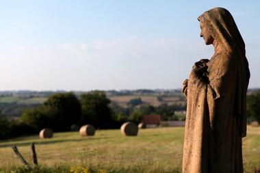Abbaye de Maylis - Paysage