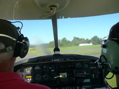 Aérodrome - Pilote (Aéroclub Oloron-Herrère)