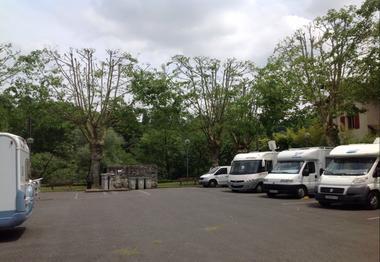 Aire de Campings-cars d'Oloron Sainte-Marie - Tivoli I (OThb)