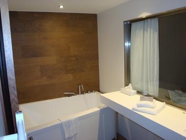 Alysson hôtel - Salle de bain chambre privilège (Alysson hôtel)