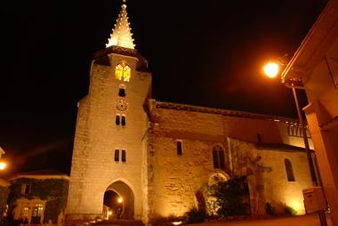 Eglise de Brassempouy