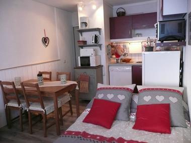 Appartement Mélia-Rouye - Pièce principale