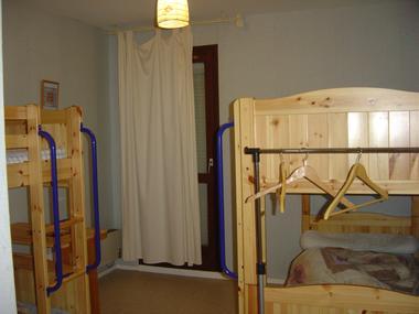 Appartement Jolivet - Chambre lits superposés