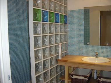 Appartement Jolivet - Salle d'eau