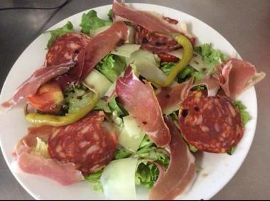 Assiette Relais Basque